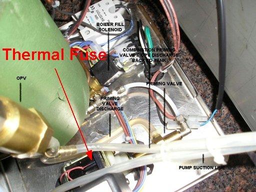 ulka pump loses power repairs restorations mods rh home barista com Ulka Pump Ep.5 Ulka Pump NME Type 3
