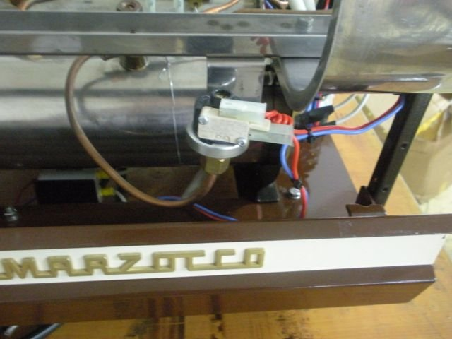 help switching to solid state contactor for steam boiler on 2003 la  marzocco linea 2av - page 2