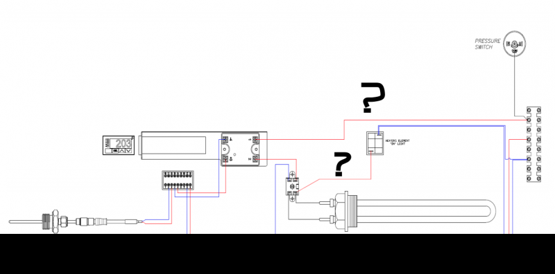 Need Help With Wiring A Pid On La Marzocco Linea 1group