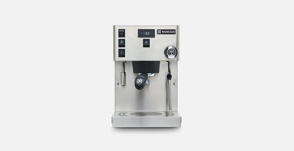 Rancilio Silvia Pro Dual Boiler Pid Espresso Machine