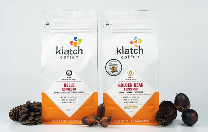 Klatch Coffee Black Friday Thanksgiving Sale