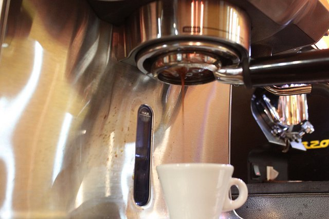 Breville Coffee Maker Wonot Brew : Quick look at Breville Dual Boiler Espresso Machine