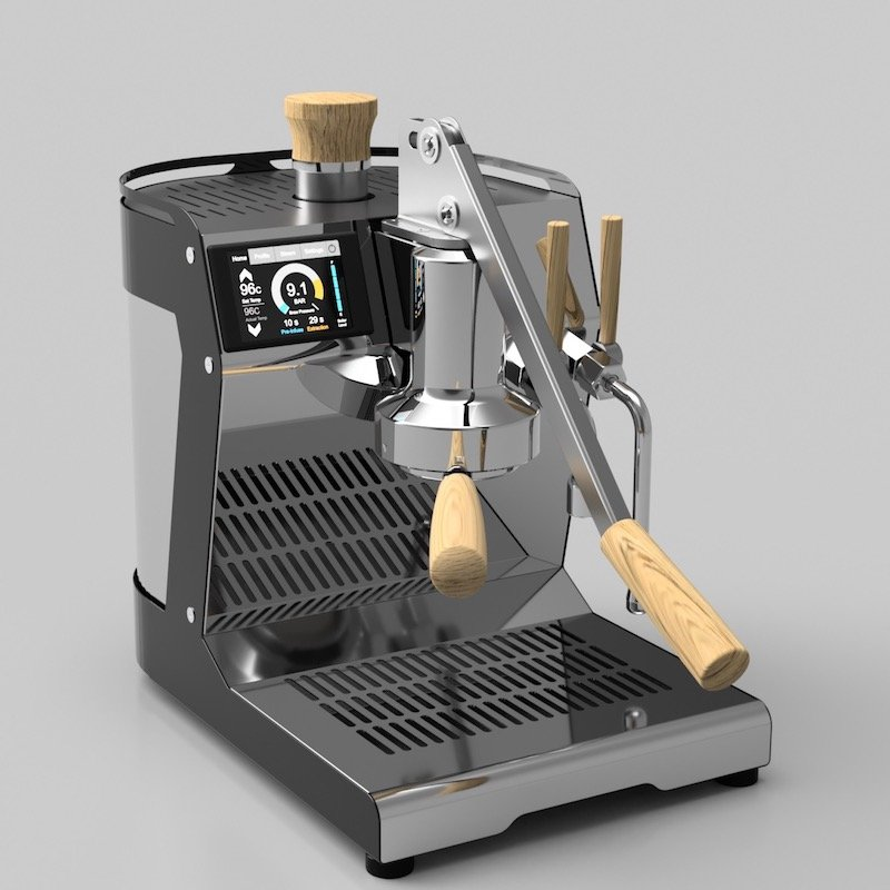 PROMO Evello Lever Espresso Machine