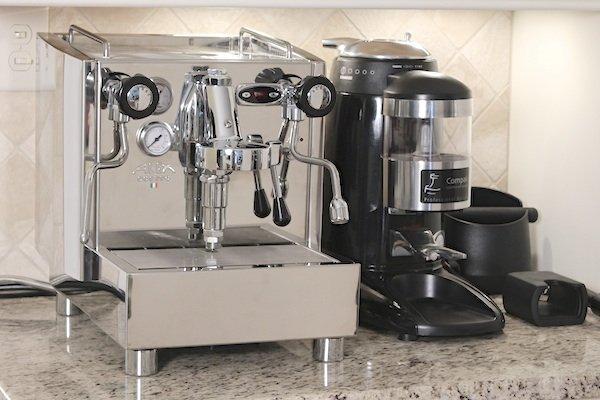 Izzo: the new standard for home espresso - Prima Coffee