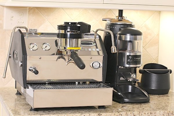 la marzocco gs 3 mp review reviews. Black Bedroom Furniture Sets. Home Design Ideas