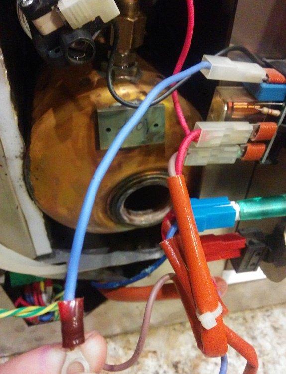 Excellent Electrical Questions Rocket Espresso Nuova Era Wiring Digital Resources Counpmognl