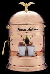 Espresso From La Victoria Venus Family Tastes Muddy