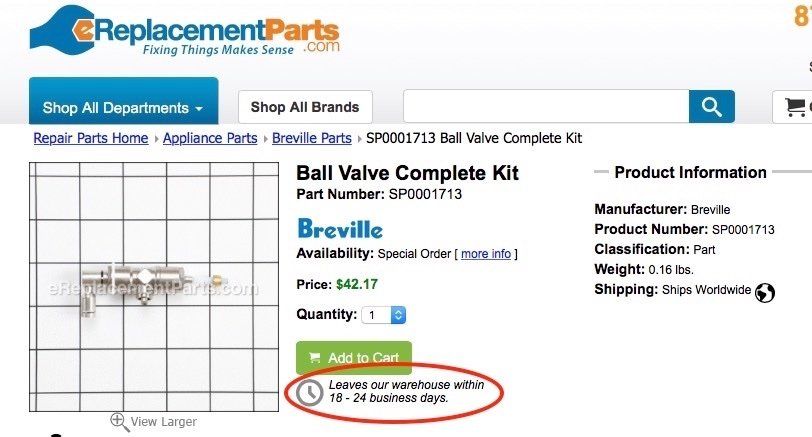 Confused Breville Dual Boiler owner - Page 8