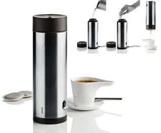 Small espresso maker