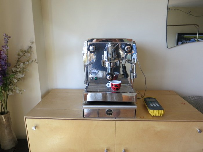 SOLD ECM Giotto Premium Espresso Machine With Grouphead