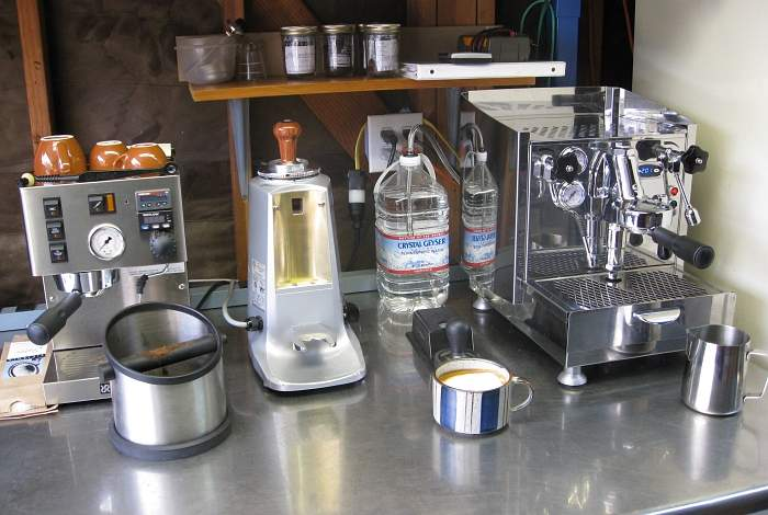 George Home Coffee Maker : Post a pic of your home espresso setup - Page 44