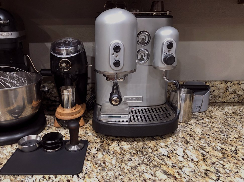 What The Kitchenaid Espresso Machine Should Have Been