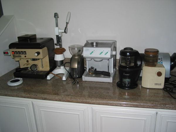 CoffeeGeek - Espresso: Espresso Mods and Restorations