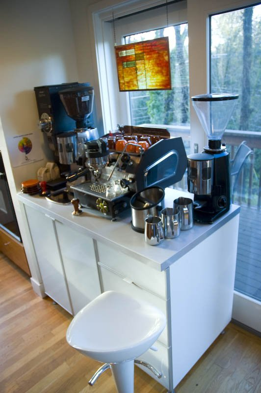 Coffee espresso cappuccino makers