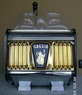 My Latest Folly Gaggia Lever Anyone Familiar