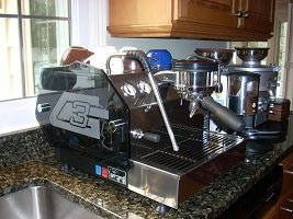 Custom La Marzocco Gs3 Side Panels And How To Protect Them