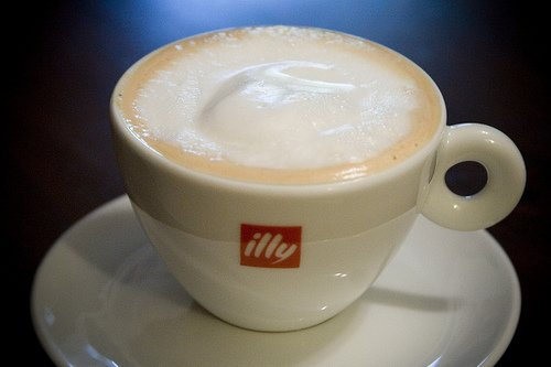 Does Anyone Know The Volume Of Illy S Logo Cups