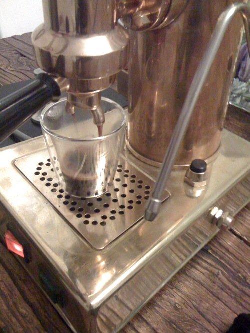 astoria rapallo nespresso espresso machines