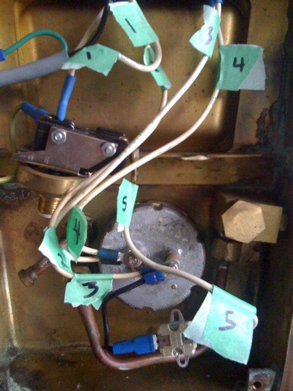 bench grinder wiring diagram bench image wiring la riviera refurb home barista com on bench grinder wiring diagram