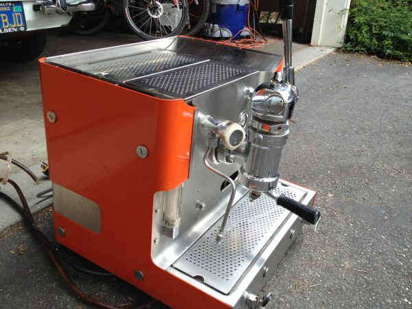 Who bought $600 Gaggia Orione on craigslist?