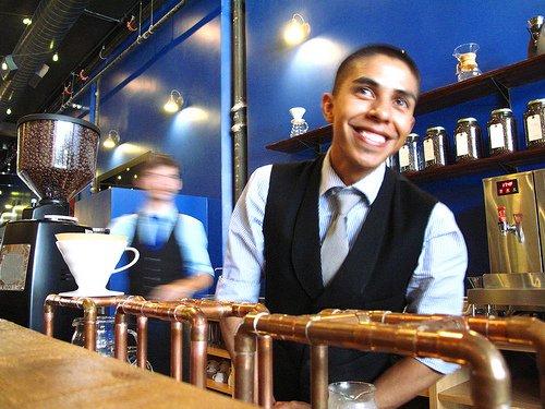 Stumptown Opening Espresso-free Shop in Brooklyn - Page 2