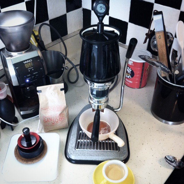 how to make espresso at home with a coffee maker