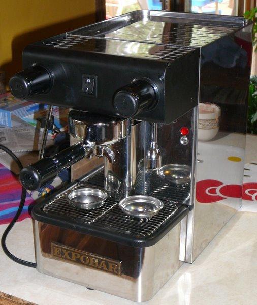Expobar Pulser With Low Brew Pressure Bad Pump