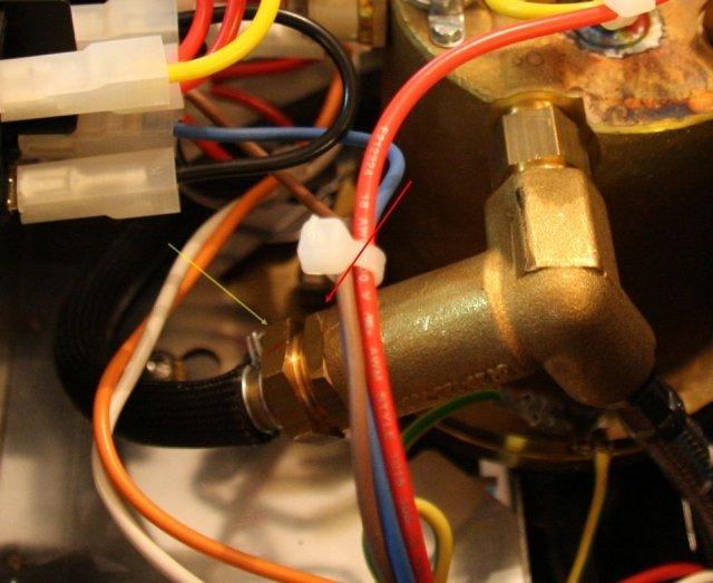 Strange Boiler Whistling Whistle Noise Rancilio Silvia