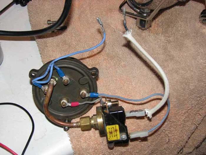 wiring older pavoni pro. Black Bedroom Furniture Sets. Home Design Ideas