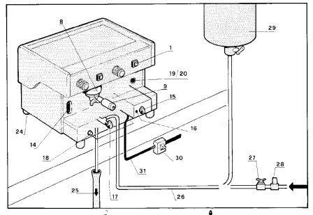 Water Softener Plumbing Water Softener Diagram