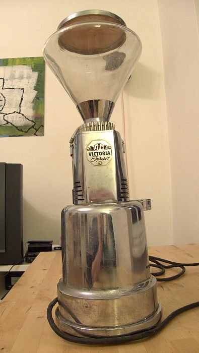 Please help identify this vintage grinder (Super Victoria ...