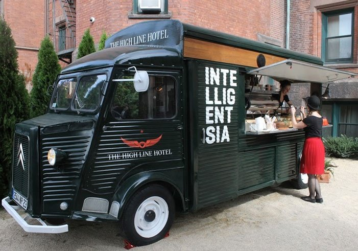 Starting A Mobile Espresso Bar Have The Vehicle Need The