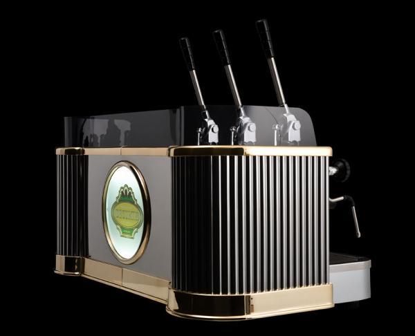 Semi 90 espresso pasquini livia machine automatic revolutionary