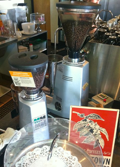 Back Yard Coffee Redwood City California