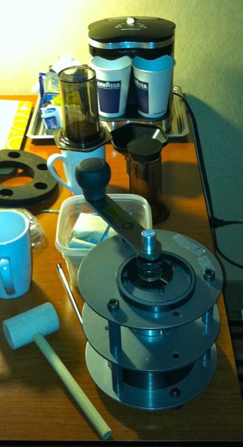 Owner Experience With Pharos Manual Coffee Grinder By