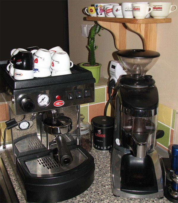 Post A Pic Of Your Home Espresso Setup Page 124