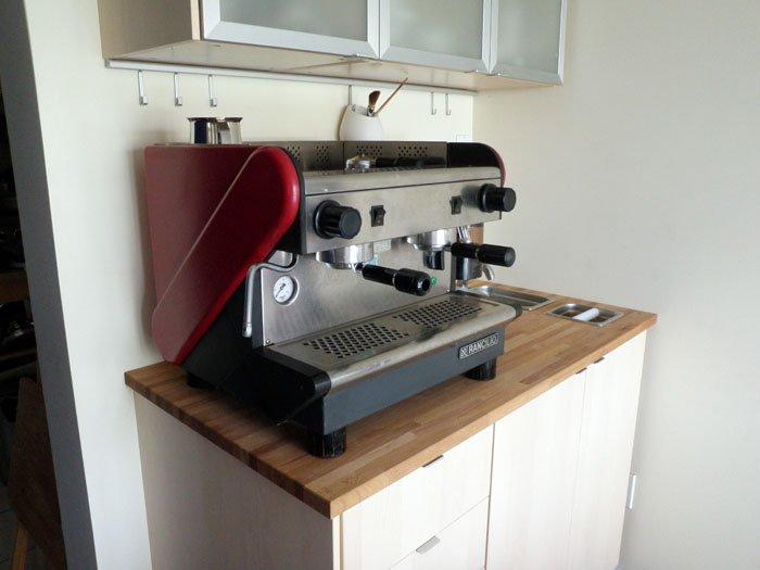 post a pic of your home espresso setup page 98. Black Bedroom Furniture Sets. Home Design Ideas