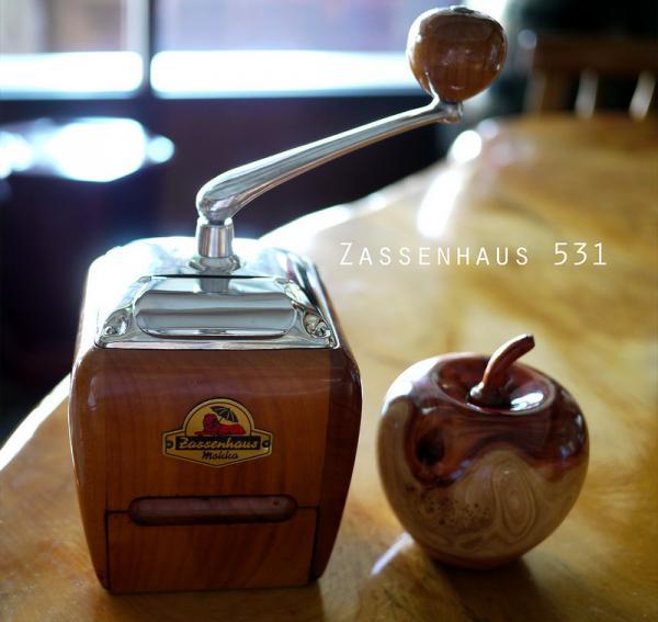 zassenhaus coffee grinder instructions