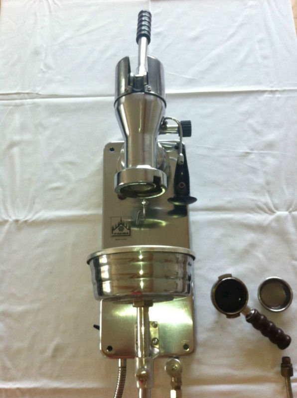 gas powered espresso machine