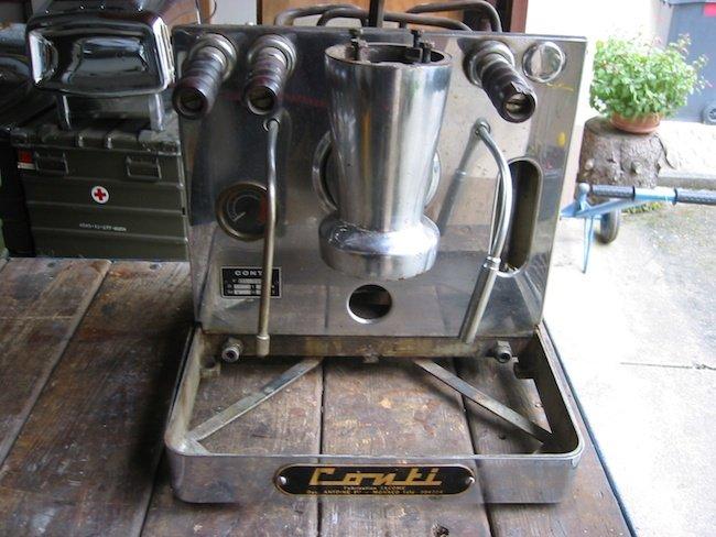 Espresso valve steel boiler drain machine stainless