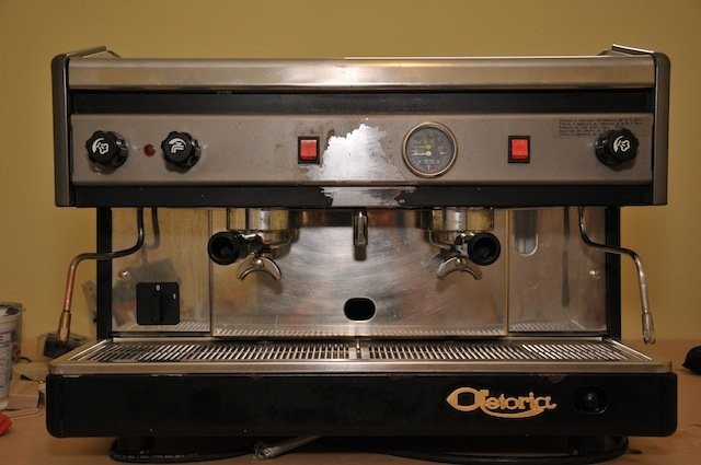 astoria espresso machine parts diagram