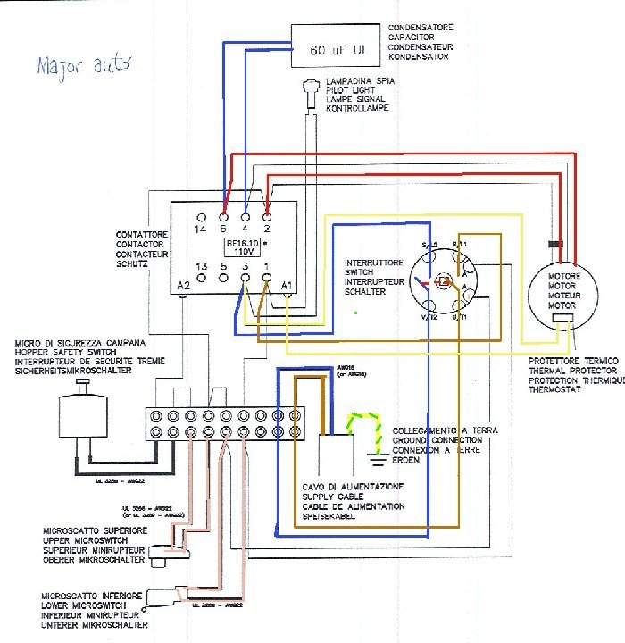 Need help with mazzer major wiring image swarovskicordoba Gallery