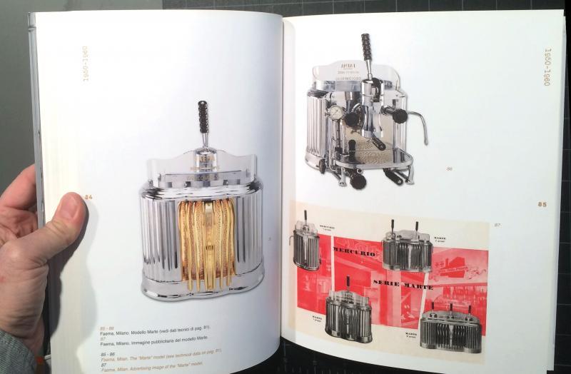 made in italy espresso machine