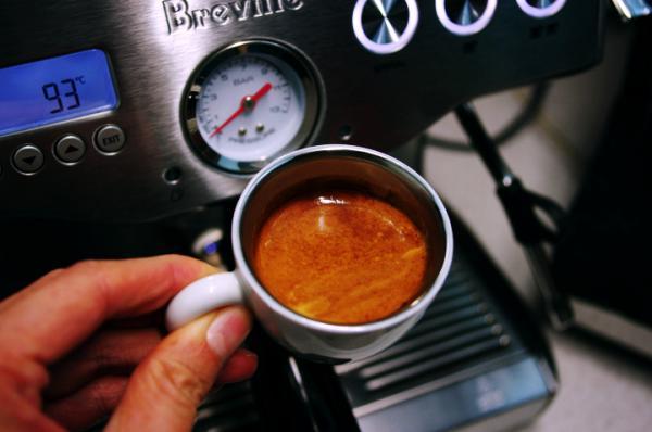 Breville Bes920 Dual Boiler Photos