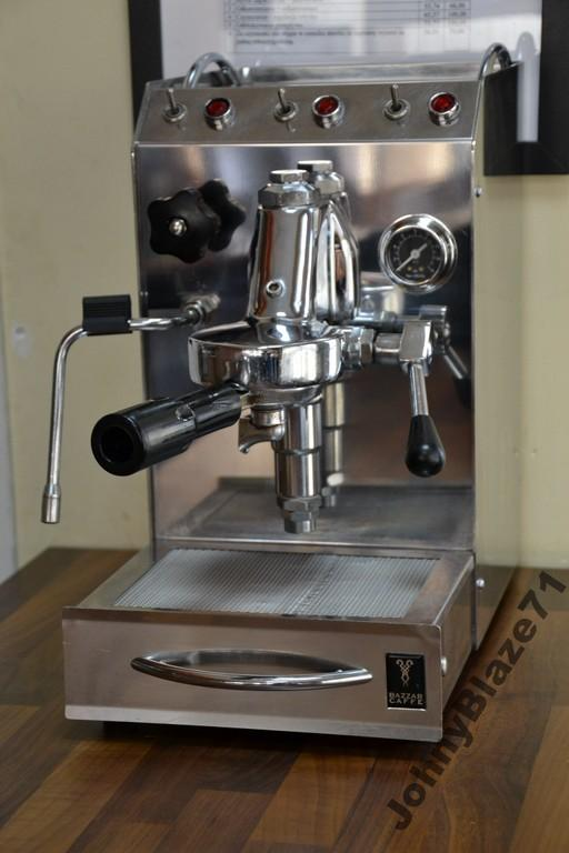 Used Espresso Machine Identification 1 Group Old Vibiemme