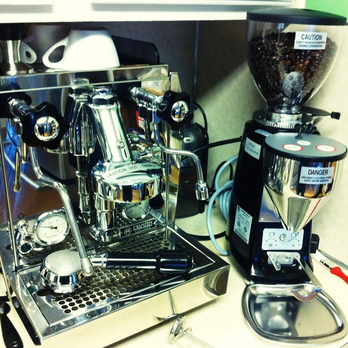 Post A Pic Of Your Home Espresso Setup Page 140