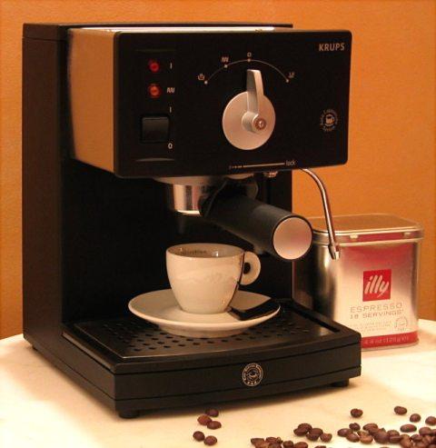 coffee maker with espresso reviews
