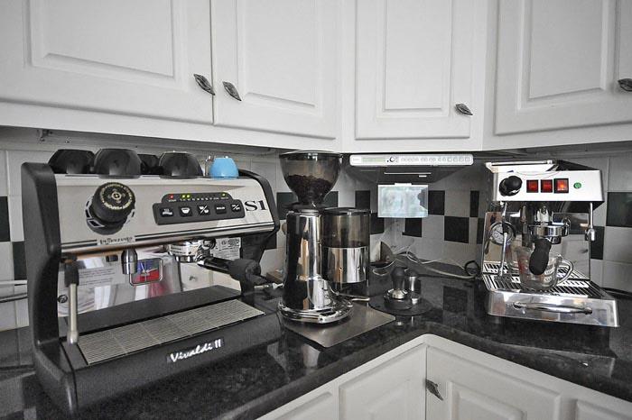 la valentina espresso machine